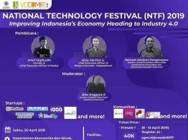 National Technology Festival (NTF) 2019