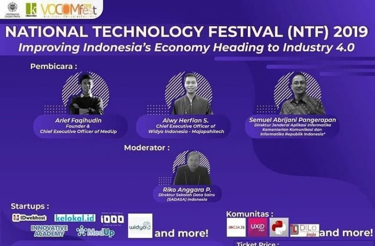 National Technology Festival (NTF) 2019
