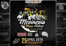 "Mesinesia Music Festival ""Harmony of Indie"""
