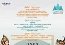 Prambanan Jazz#5| 2019