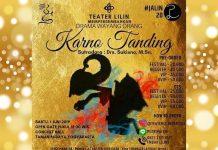 "Drama Wayang Orang ""Karno Tanding"""