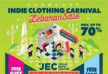 "Indie Clothing Carnival ""Lebaran Sale"""