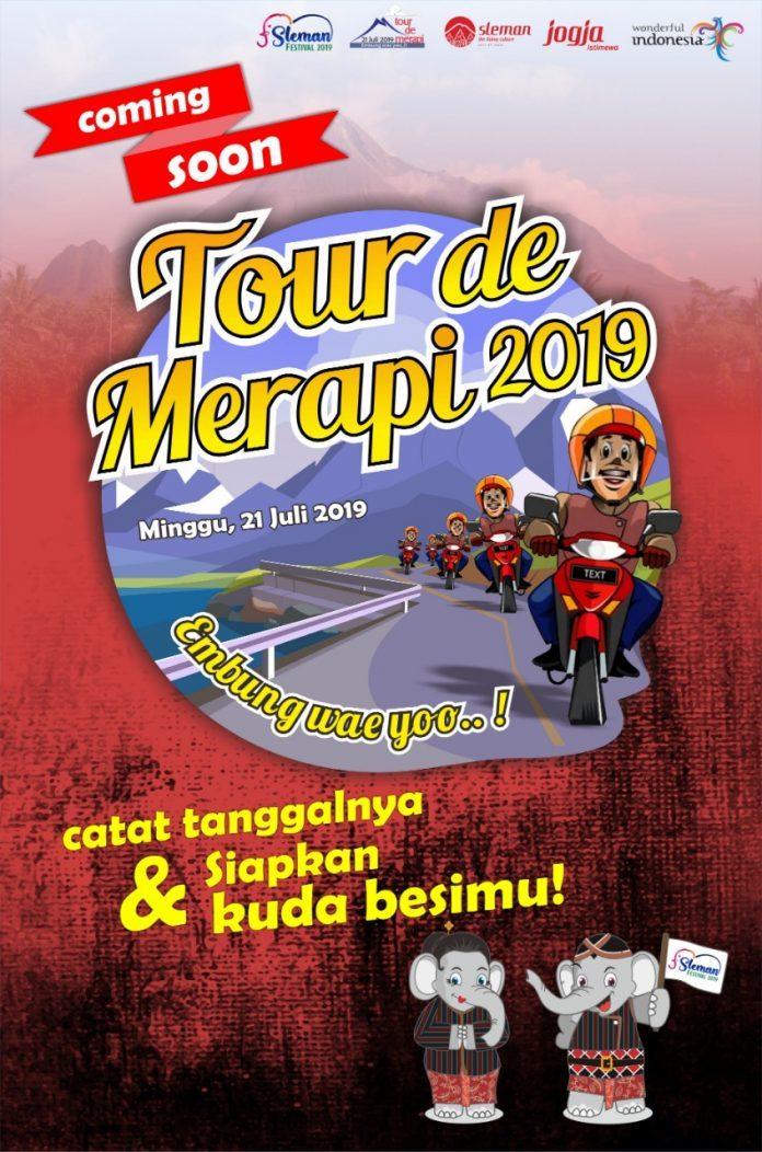 Tour De Merapi 2019
