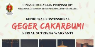 """Kethoprak Konvensional """"Geger Cakarbumi"""""""