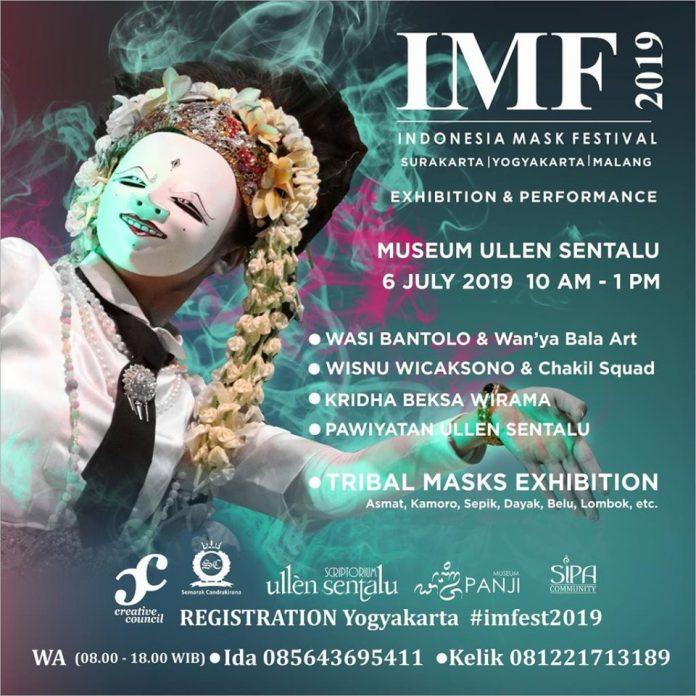 Indonesia Mask Festival (IMF) 2019