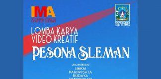 Lomba Video Kreatif Pesona Sleman