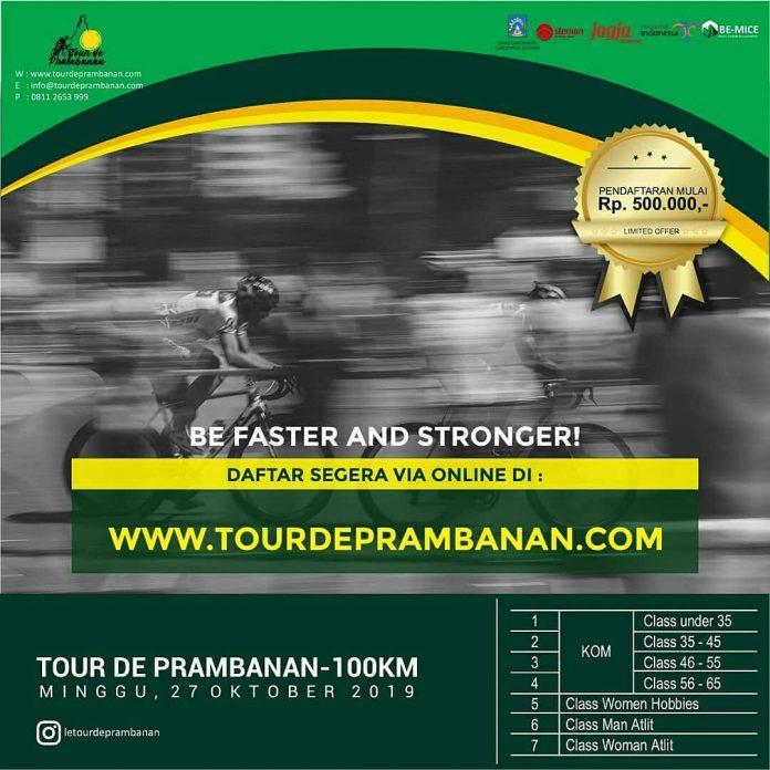 Tour De Prambanan 2019
