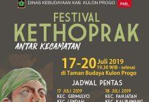 Festival Kethoprak antar Kecamatan
