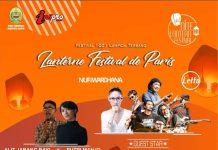 Festival 1001 Lampion Terbang