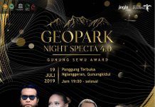 Geopark Night Specta 4.0