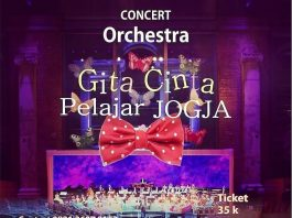 Orkestra Gita Cinta Pelajar Jogja