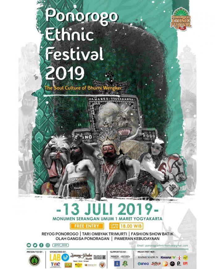 Ponorogo Ethnic Festival 2019