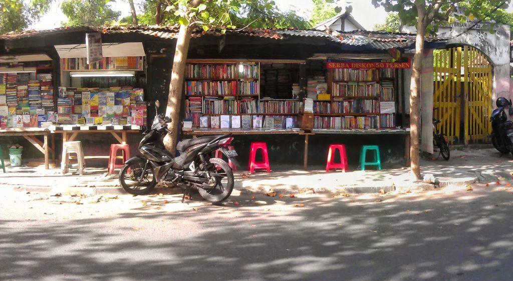 tempat beli buku murah
