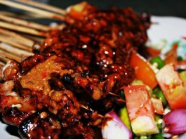 sate favorit di Jogja