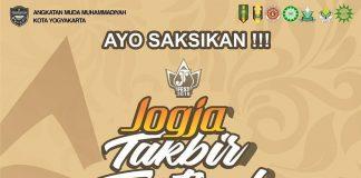 Jogja Takbir Festival Se-Kota Yogyakarta