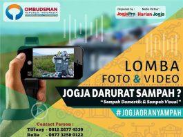 Lomba Foto & Video Jogja Darurat Sampah
