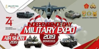 Independence Day Military Expo