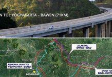 6 Lokasi Entri dan Exit Tol di Jogja
