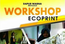 Workshop Ecoprint