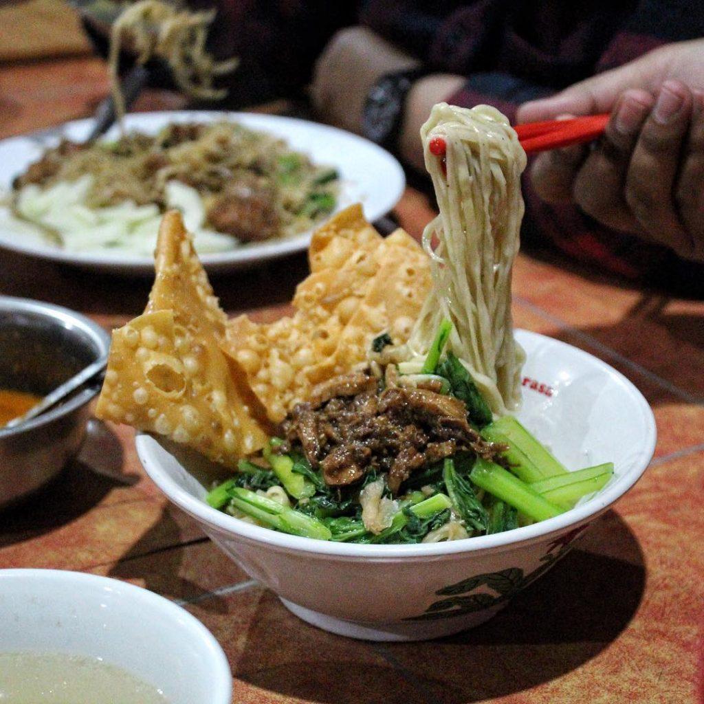 Mie Ayam Paling Favorit di Jogja