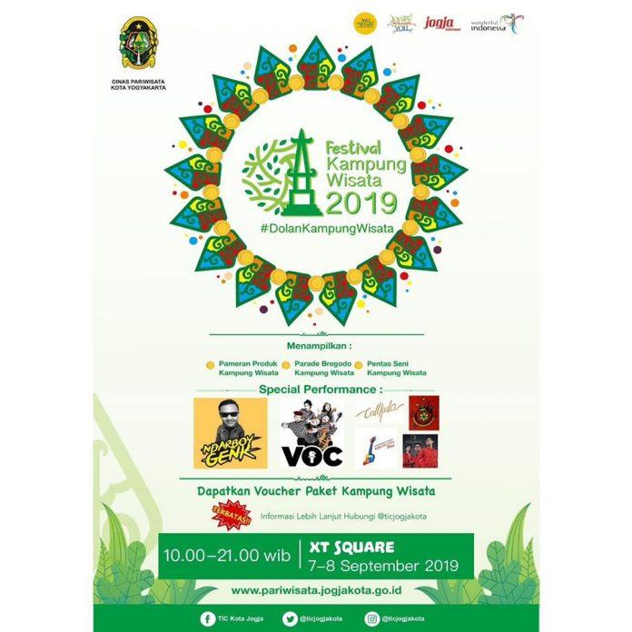 Festival Kampung Wisata