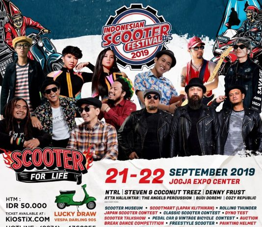 Indonesian Scooter Festival