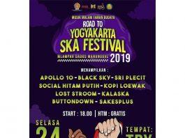 Road to Yogyakarta SKA Festival