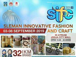 Sleman Innovative Fashion and Craft