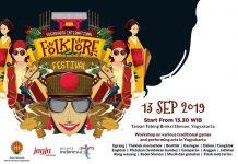 Yogyakarta International Folklore Festival
