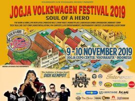 Jogja Volkswagen Festival 2019