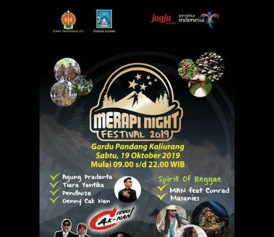 Merapi Night Festival