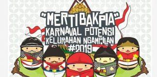 Karnaval Potensi Kelurahan Ngampilan