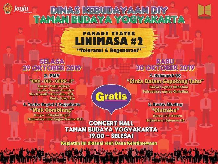 Parade Teater LINIMASA