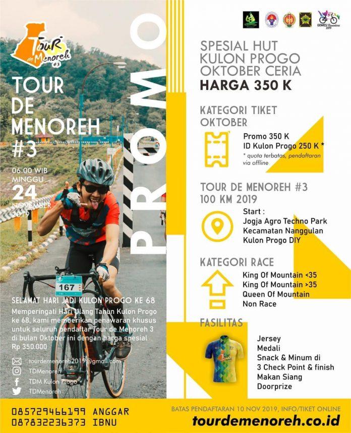 Tour De Menoreh