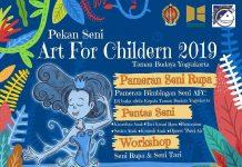 Pekan Seni Art For Children