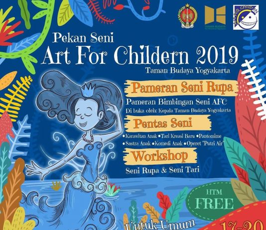 Pekan Seni Art For Children