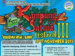 Kampung Satwa Festival III
