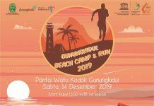 Gunungkidul Beach Camp & Run