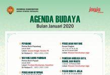 Agenda Dinas Kebudayaan DI Yogyakarta