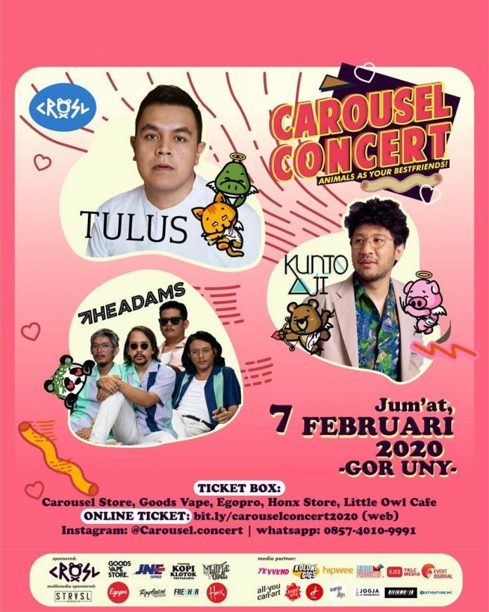 Carousel Concert