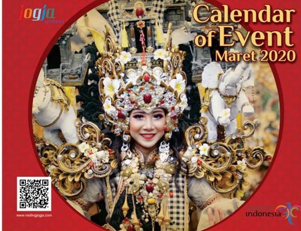 Calendar of Event Maret 2020