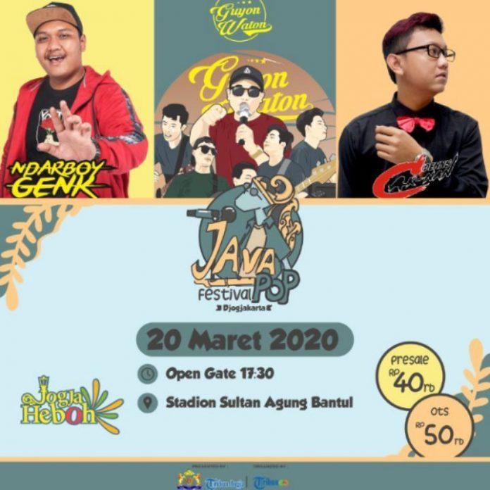 Java Pop Festival