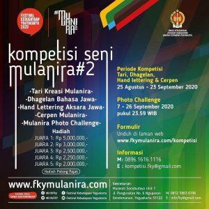 Kompetisi Seni Mulanira