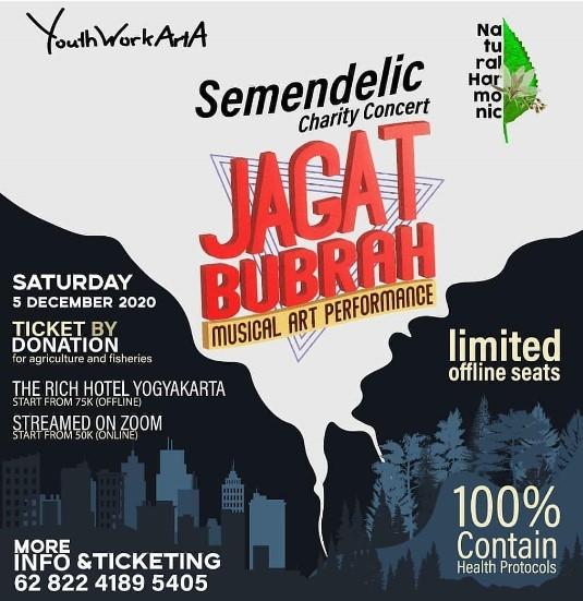 Jagat Bubrah Musical Art Perfomance